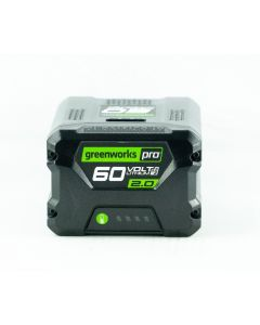 Greenworks 60v 2.5Ah Battery 2908302