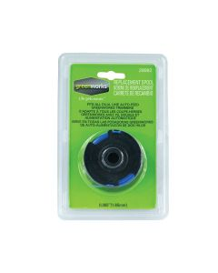 GreenWorks Auto Feed Duel Line Spool  29082